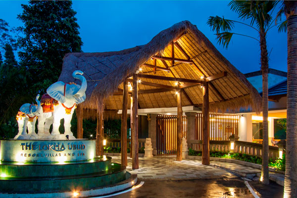 Entrance - The Lokha Ubud Resort, Villas and Spa