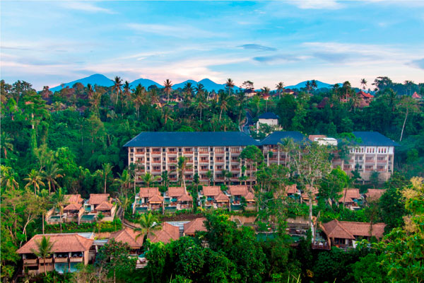 Overview - The Lokha Ubud Resort, Villas and Spa