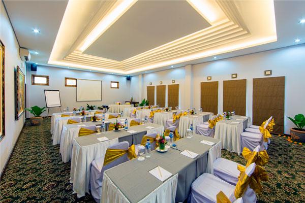 Meeting Hall - The Lokha Ubud Resort, Villas and Spa