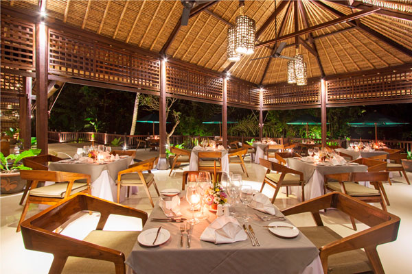 Bukit Cinta Restaurant & Bar - The Lokha Ubud Resort, Villas and Spa
