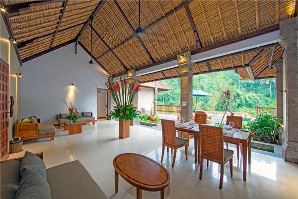 Presidential Villa - The Lokha Ubud Resort, Villas and Spa