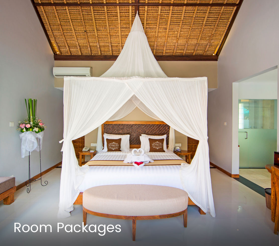 The Lokha Ubud Resort, Villas and Spa - Room Packages