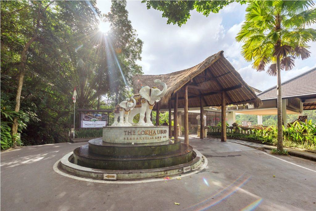 Entrance - The Lokha Ubud Resort, Villas and Spa