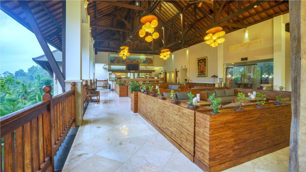 Lounge - The Lokha Ubud Resort, Villas and Spa