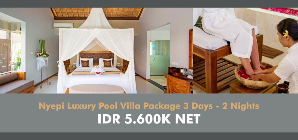 Web Banner Nyepi - Luxury Villa