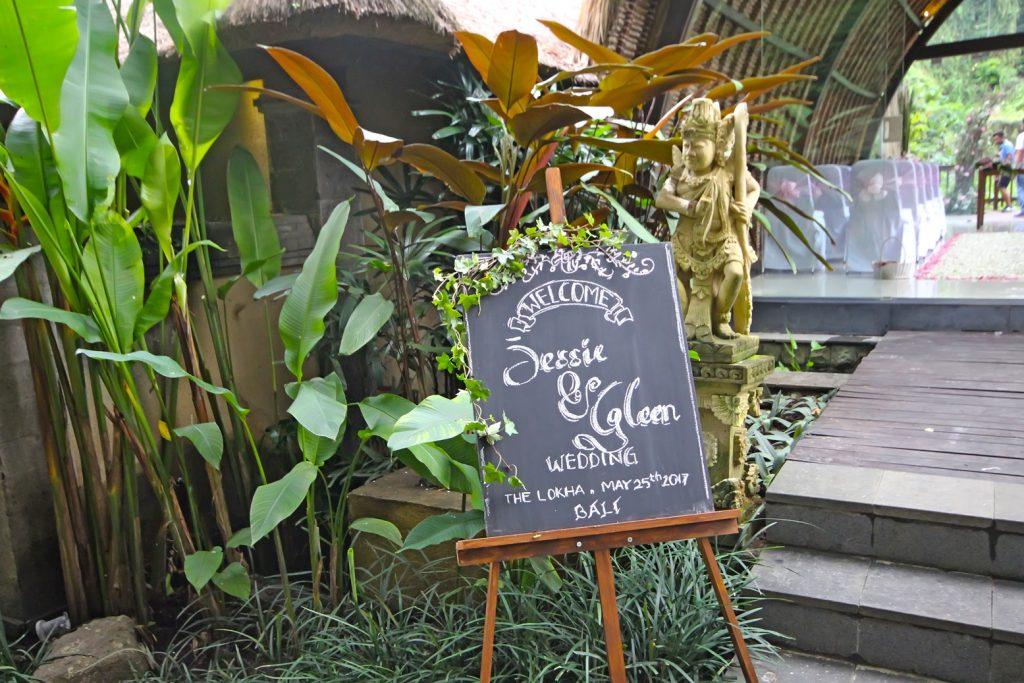 Wedding Chapel - The Lokha Ubud