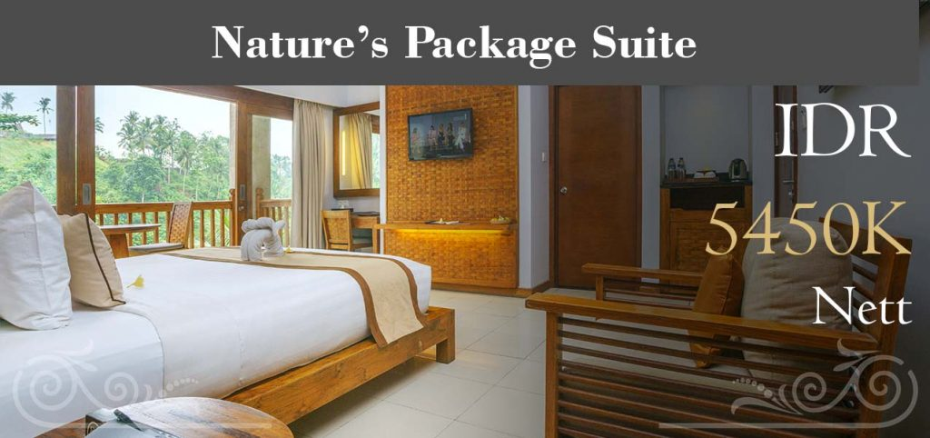 The Lokha Ubud - Nature's Package Suite