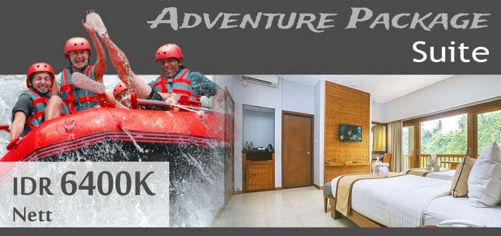 The Lokha Ubud - Adventure Package Suite